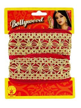 Set 2 Brazaletes Bollywood