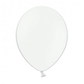 Set de 100 globos de látex Blanco 30 cm