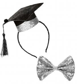 Set de 2 Accesorios Graduado