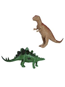 Set de 2 Figuras para Tartas Dinosaurios Modelo C