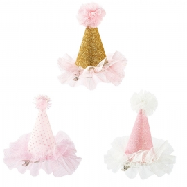 Set de 3 mini sombreritos para fiestas