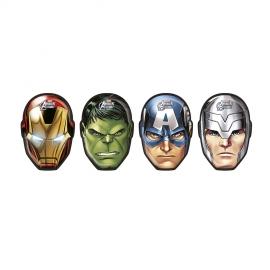 Set de 4 Bandejas Los Vengadores