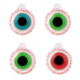 Set de 4 ojos tenebrosos grandes - Miles de Fiestas