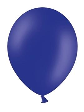 Set de 50 Globos Azul Royal Pastel 23 cm