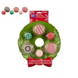 Pack 150 Cápsulas y Mini Cápsulas Navidad