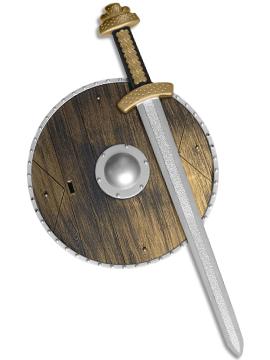 Set de Espada y Escudo Infantil