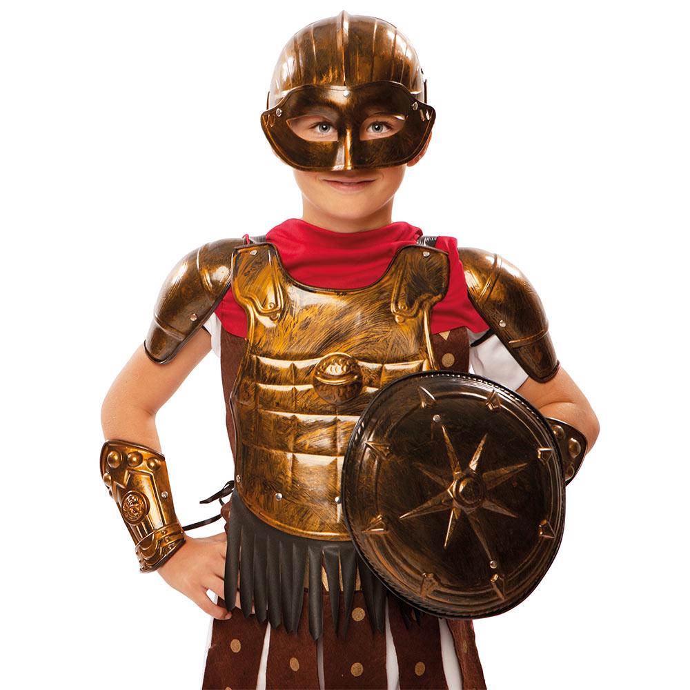 Set Gladiador Cobre Infantil