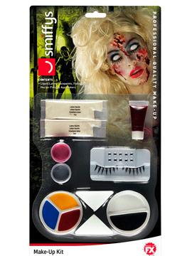Set Maquillaje Zombie Cuento de Hadas