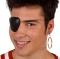 Set Parche y Pendiente Pirata