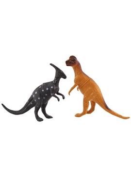 Set de 2 Figuras para Tartas Dinosaurios Modelo A