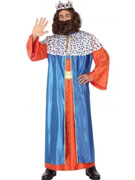Disfraz Baltasar Rey Mago Adulto