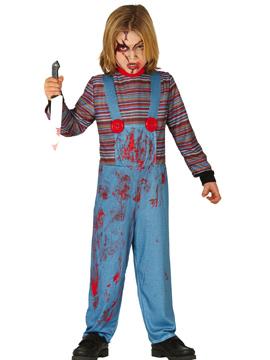 Disfraz Muñeco Diabólico Infantil