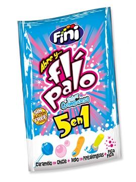 Flipalo 5 en 1 sabor Frambuesa 40 ud