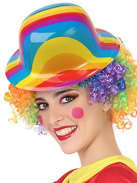 Sombrero Bombín Multicolor