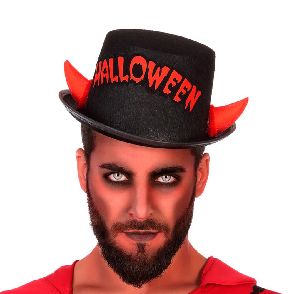 ▷ Sombrero Cuernos Diablo Halloween - Envío 24 horas ✅ edfcd1163ec