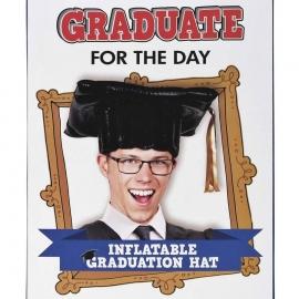 Sombrero de Graduación Hinchable