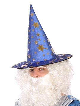 Sombrero Mago Azul