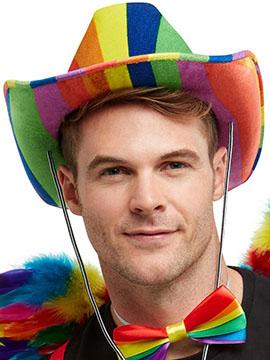 Sombrero Vaquero Multicolor