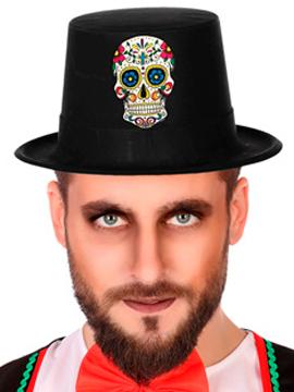Sombrero Día de Los Muertos