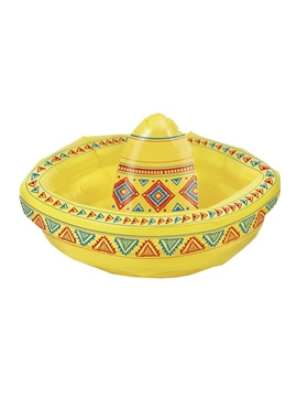 Sombrero Mexicano Inflable 45 cm