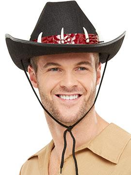 Sombrero Negro Aventurero