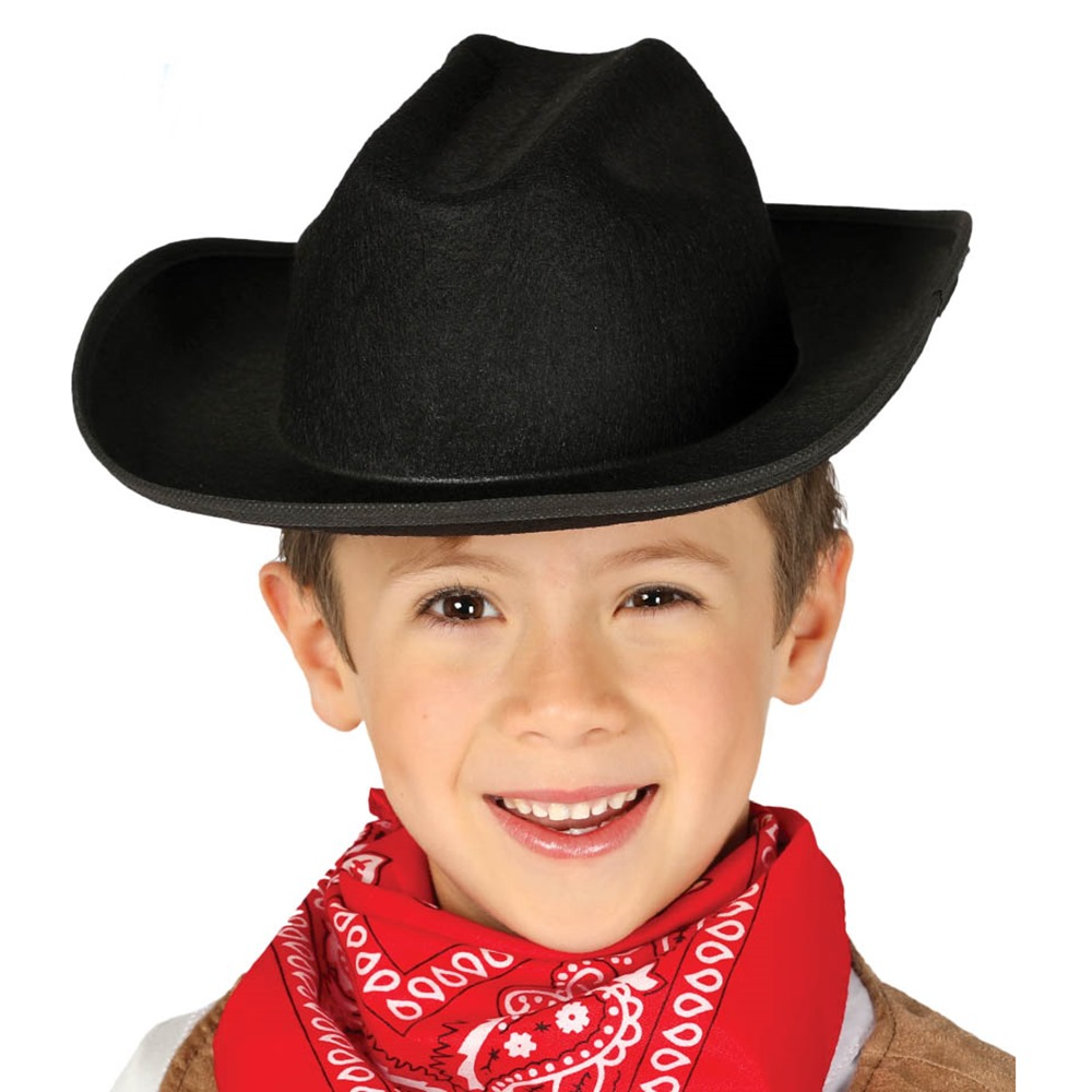 Sombrero Vaquero Infantil - Comprar Online  Miles de Fiestas  1942292999a