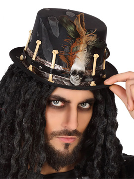 Sombrero Brujo Vudú