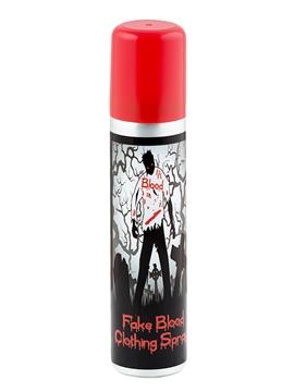 Spray de Sangre Falsa para Ropa