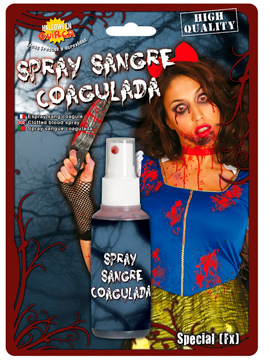 Spray Sangre Coagulada 60 ml