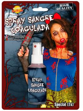 Spray Sangre Coagulada 60 ml