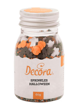 Sprinkles de Azúcar Halloween 60 gramos