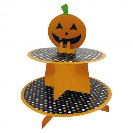 Stand calabaza Halloween
