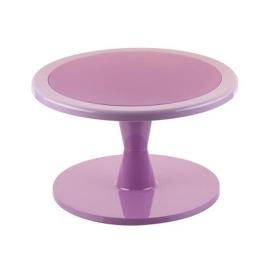 Stand color Rosa para tartas 24 cm