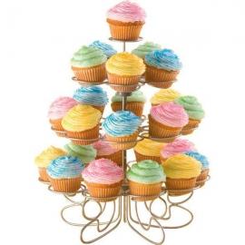 Stand para 24 mini cupcakes Cupcakes-N-More Wilton