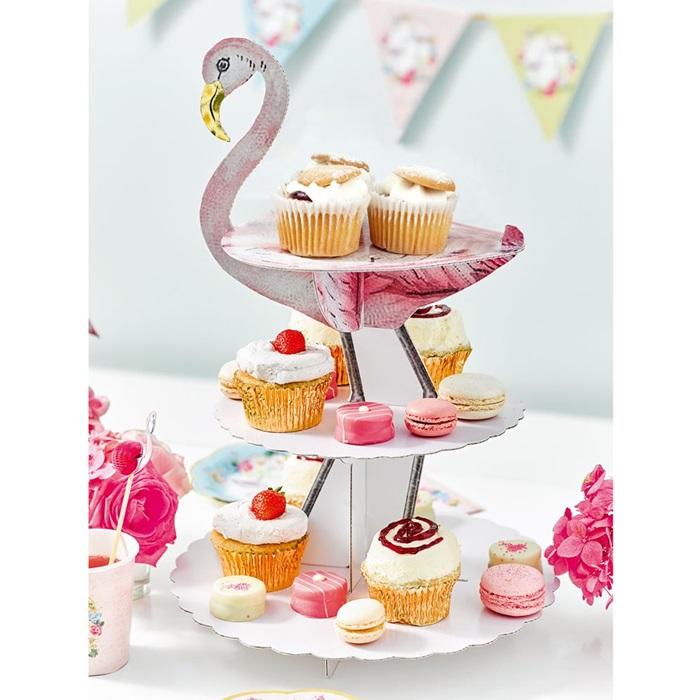 Stand para Cupcakes Flamenco