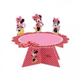 Stand para tartas Minnie mouse