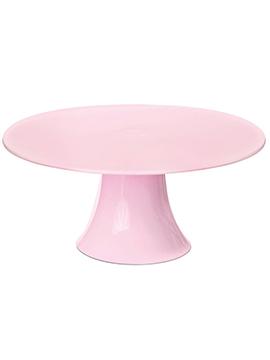 Stand para Tartas Rosa Claro 22 cm