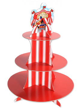 Stand Cupcakes Circo