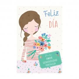 Tarjeta de Felicitación Día de la Madre Modelo 2