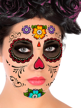 Tatuajes Variados Catrina Color