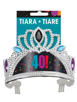 Tiara Cumpleaños 40 años