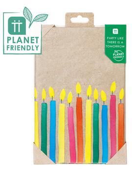 Mantel de Papel Cumpleaños Eco