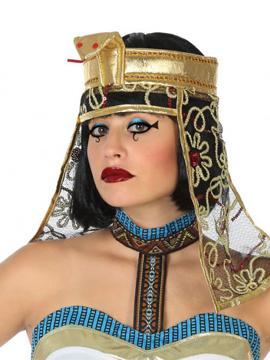 Tocado Reina Cleopatra