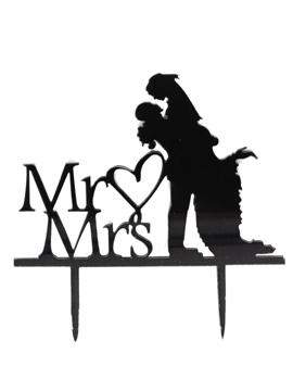 Topper Mr & Mrs Corazon Abrazo