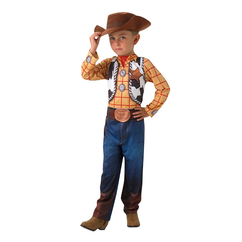 Disfraz Sheriff Woody Toy Story Infantil
