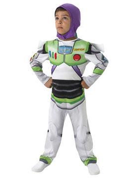 Disfraz Buzz Lightyear Toy Story Infantil