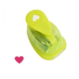 Troqueladora Corazón 1,5 cm - Miles de Fiestas