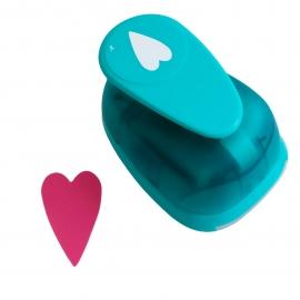 Troqueladora corazón 7,5cm