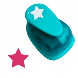 Troqueladora Estrella 7 cm - Miles de Fiestas