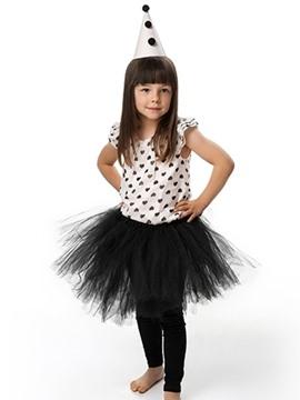 Tutú Color Negro Infantil